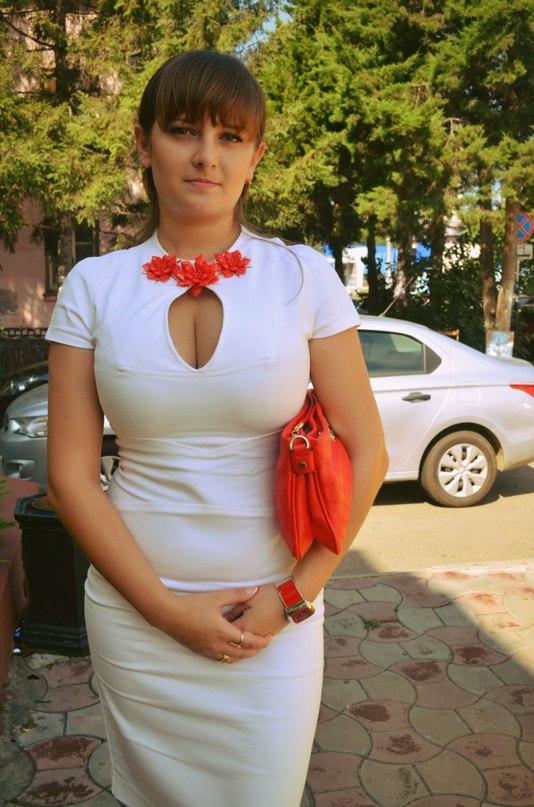 Busty Russian Women: Oksana Sh