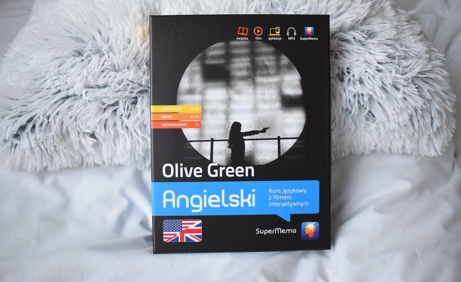 Olive Green. Kurs językowy z filmem interaktywnym