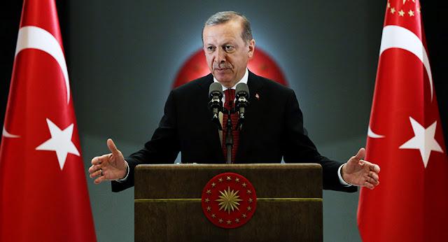 Στόχος του Ερντογάν να ακυρώσει τη συνθήκη της Λωζάνης