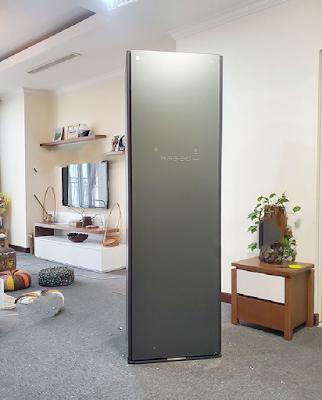 máy giặt hấp LG STYLER OBJECT S5GFO