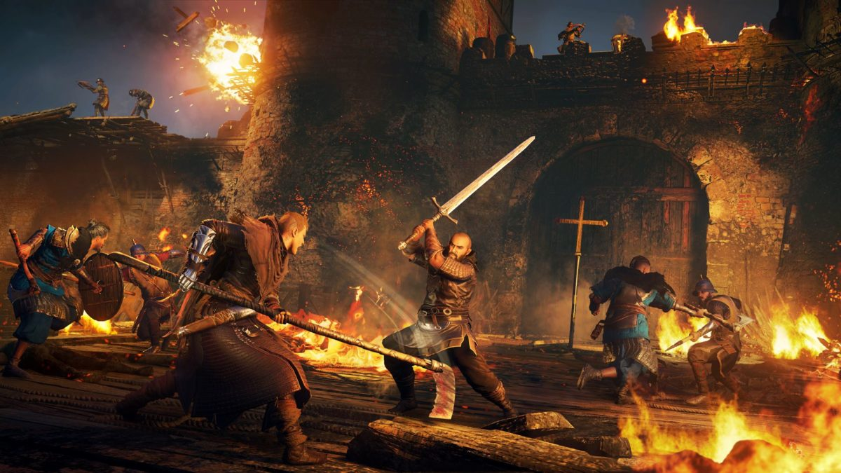 Assassin's Creed® Valhalla's Next Major Expansion, The Siege of Paris, Releases Tomorrow