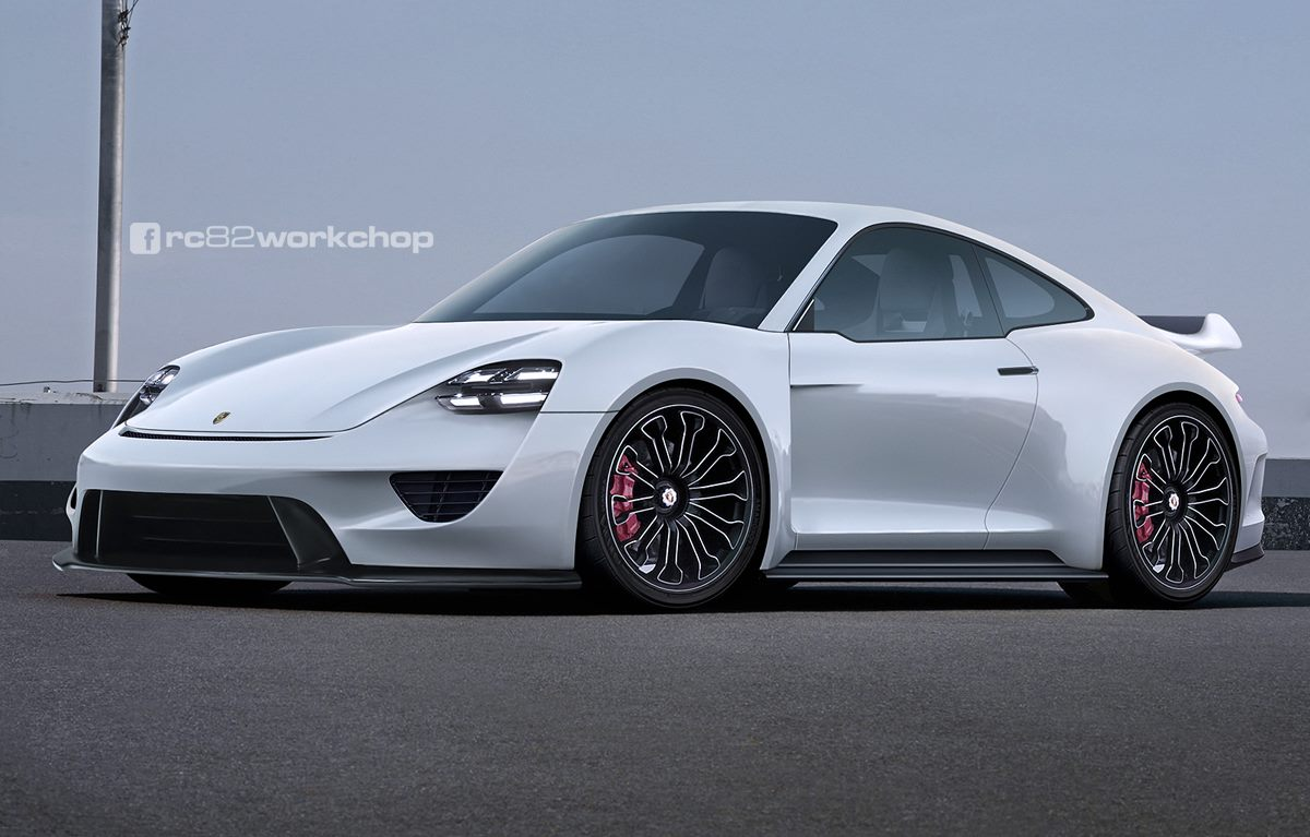 Porsche Mission E Begets Electric 911 Yay Or Nay