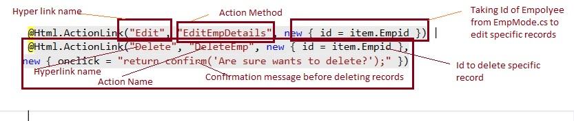CRUD Operations In ASP NET MVC 5 Using Dapper