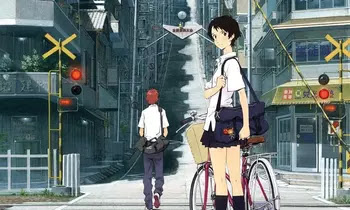 Toki wo Kakeru Shoujo / The Girl Who Leapt Through Time فيلم انمي