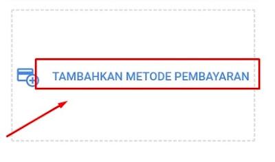 Menambahkan Rekening ATM ke AdSense