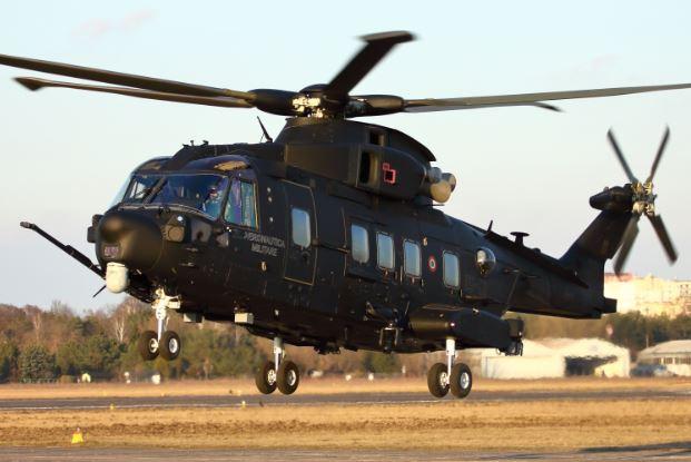 AgustaWestland AW101 specs