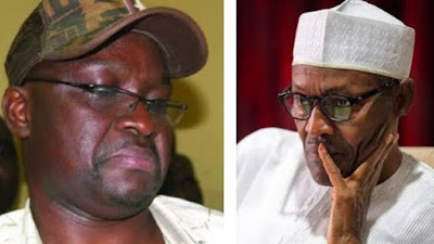 Buhari Is An Accidental President – Fayose Blasts Femi Adesina