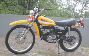 Yamaha Dt100  Motor Trail Tua Yang Masih Tren Sampai Kini