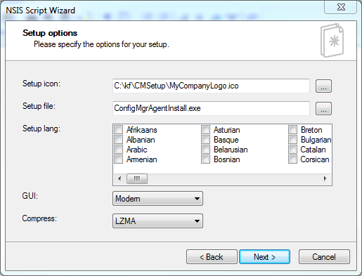 Kevinisms: ConfigMgr Agent Self-Installer