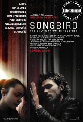 Songbird, Um Filme Que Leva a Pandemia Covid-19 Para Caminhos Mais Negros e Que é Produzido Por....Michael Bay