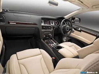 Interiors Car Audi Q7 4.2 FSI Quattro Tiptronic - Modern Moto Magazine