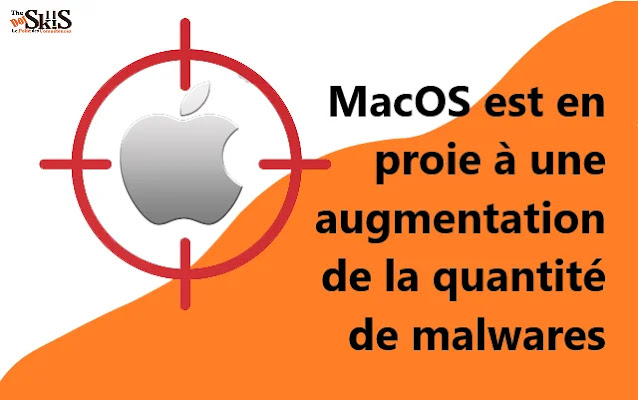 macOS est en proie à une augmentation de la quantité de malwares