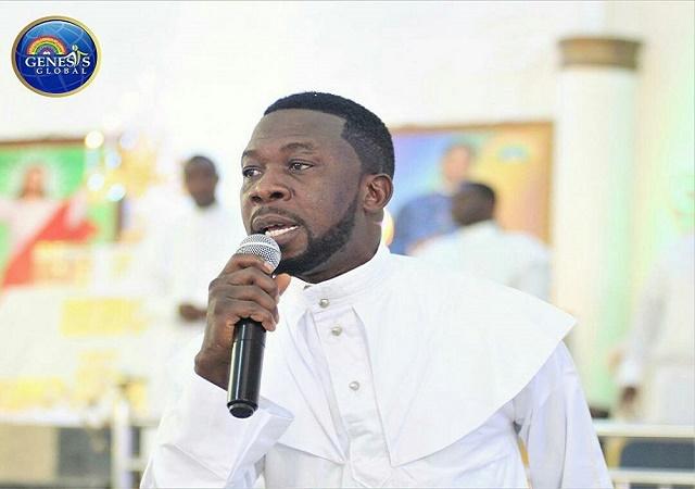 Prophet Israel Ogundipe aka Israel Genesis