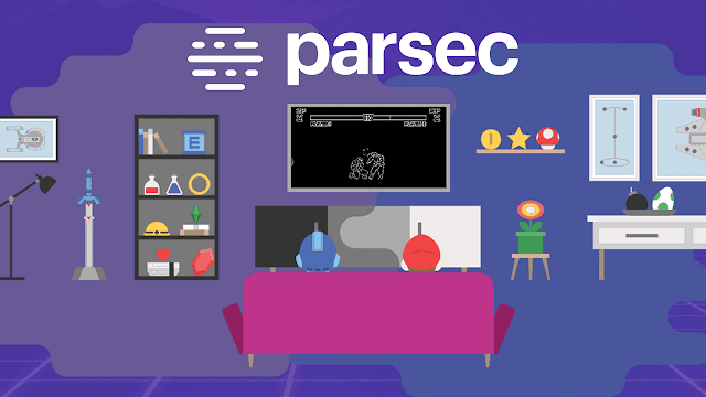 Link Tải App Parsec Gaming ( Parsec Gaming Free Download )