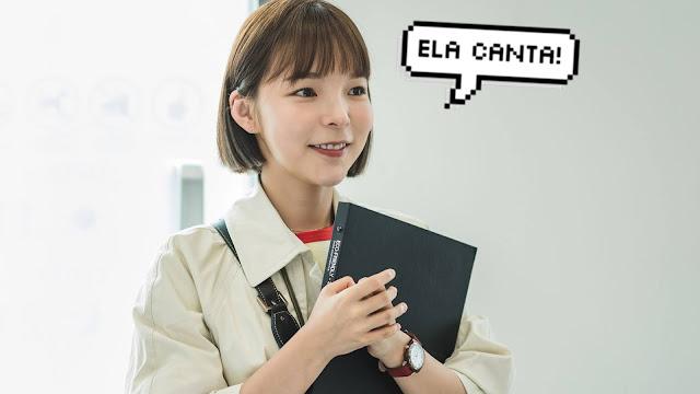 Você sabia que a atriz Park Jinju também é cantora?