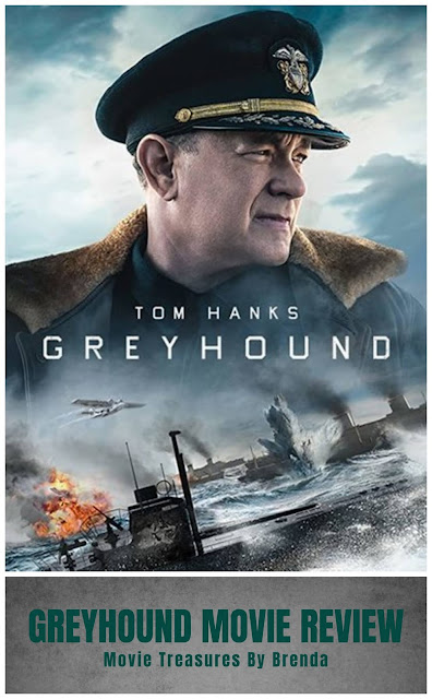 Tom Hank's Movie Greyhound: The non-stop World War II Battle of the Atlantic movie.