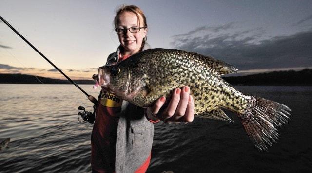 Spot Mancing Danau Ouachita Arkansas