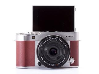 kamera fujifilm xa3 untuk teman travelling