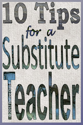 Substitute Teacher Guide - Renee Dawn