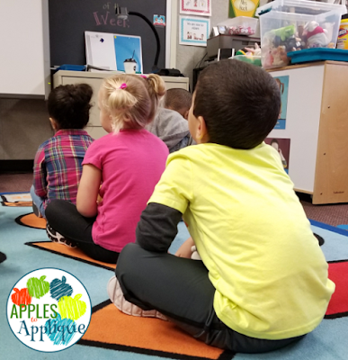 Encouraging Mindfulness in Early Childhood | Apples to Applique