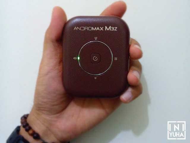 Mifi Andromax M3Z Smartfren 4G LTE