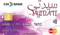 Carte Sayidati Cih bank