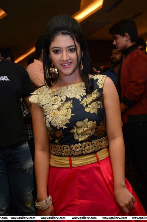 Shriya Sharma looked pretty at the special screening of Nirmala Convent
