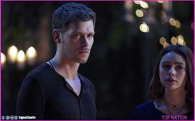The Originals Hope And Klaus