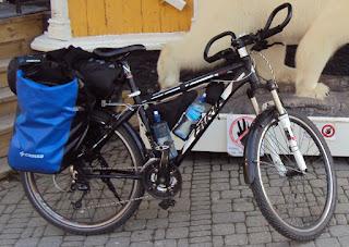Stolen Bicycle - Biria (German Bike)