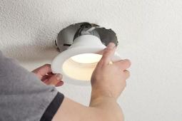 Slik installerer innfelt Lights