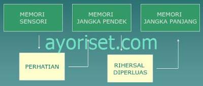 Model Hubungan antar Sistem Memori