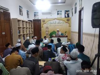 Binmas Duri Kosambi Menghadiri Pengajian  Majelis AR Rukainy