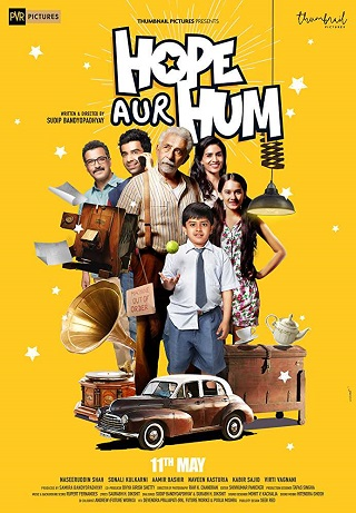 Hope Aur Tum 2018 Full Hindi Movie 700MB Pre-DVDRip x264