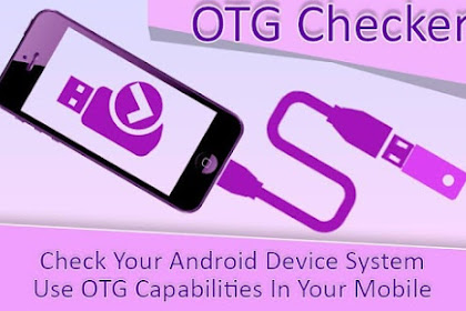 Cara Cek Android Yang Support USB OTG