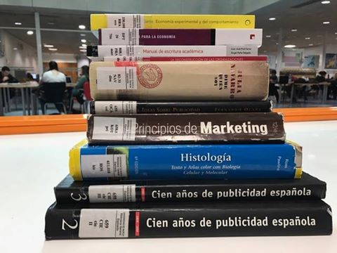 ¿Quieres saber cuántos documentos de la Biblioteca de la Universidad de Murcia puedes llevarte en préstamo?