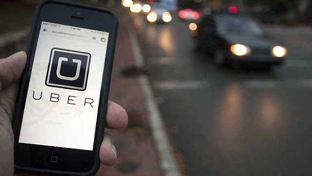 Uber may have to allow tipping service in New York