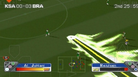 download game super shot soccer ps1 for android