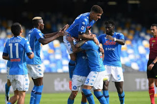 Sejarah Klub Bola Itali SSC Napoli