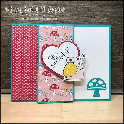 Prep your supplies and join me for another Mystery Stamping!