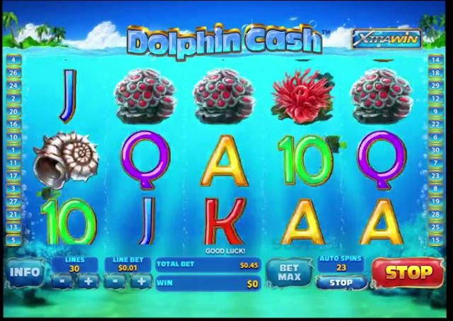 Slot Dolphin Cash