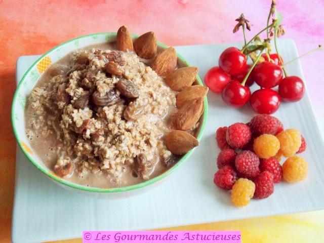 Comment faire un porridge sans cuisson ?