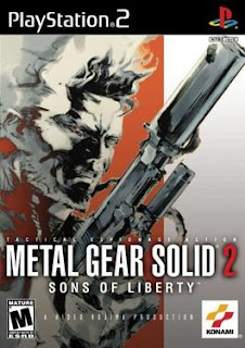 Download Metal Gear Solid 2: Sons of Liberty PS2 ISO