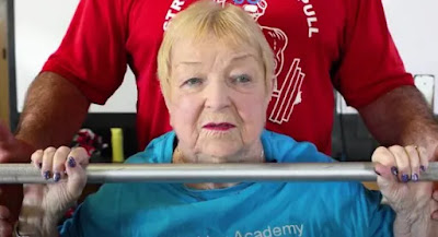 100-year-old great-great-grandmother enters Guinness World Record as world's oldest female competitive powerlifter