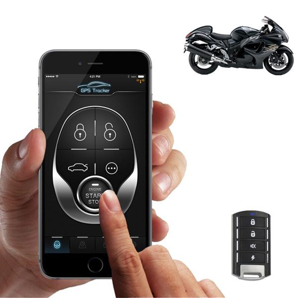 Định vị xe máy bằng điện thoại - Tú Anh GPS 01