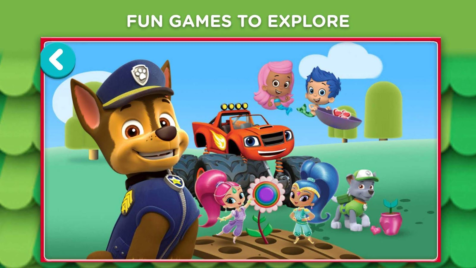 Nickalive Nickelodeon Asia Launches Nick Jr Play App In