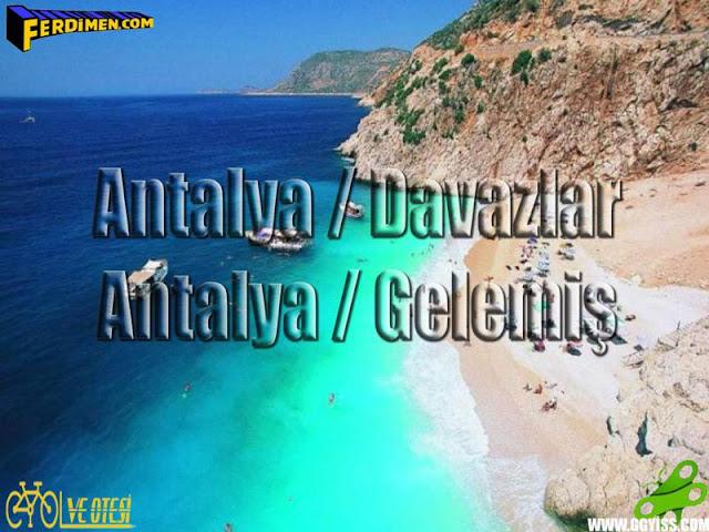 2012/06/01 İç ve Batı Anadolu Turu (21.gün)