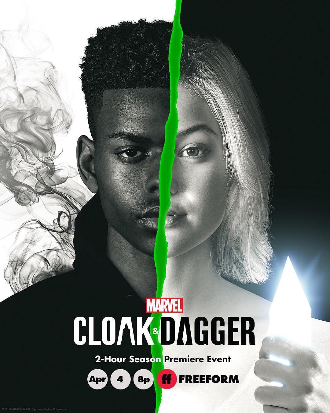 Cloak Và Dagger 2