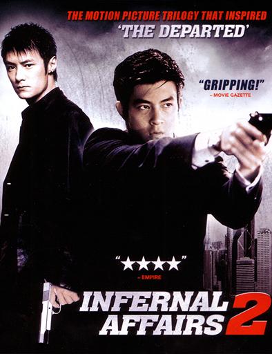 Ver Asuntos infernales 2 (Mou gaan dou 2) (2003) Online