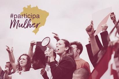 Campanha #participaMulher do TSE. Café com Jornalista