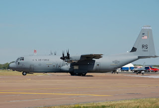 Super Hercules C-130J USAF